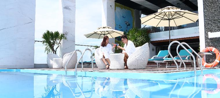 Khách sạn Le Hoang Beach Hotel