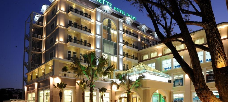 Khách sạn La Sapinette Hotel Dalat