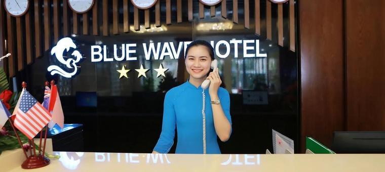 Khách sạn Blue Wave Cua Lo Hotel