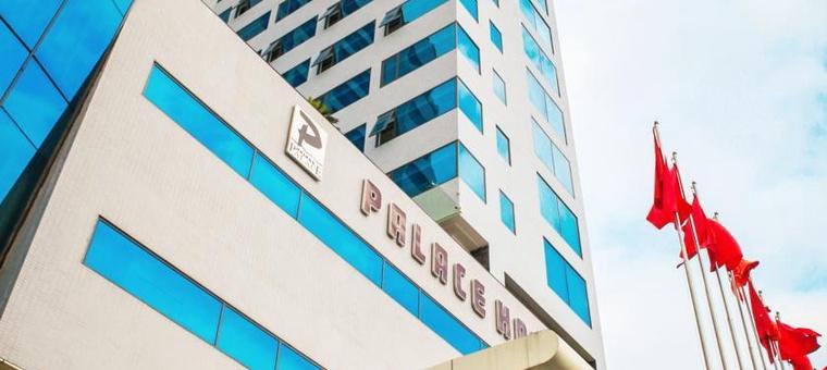 Khách sạn Halong Palace Hotel