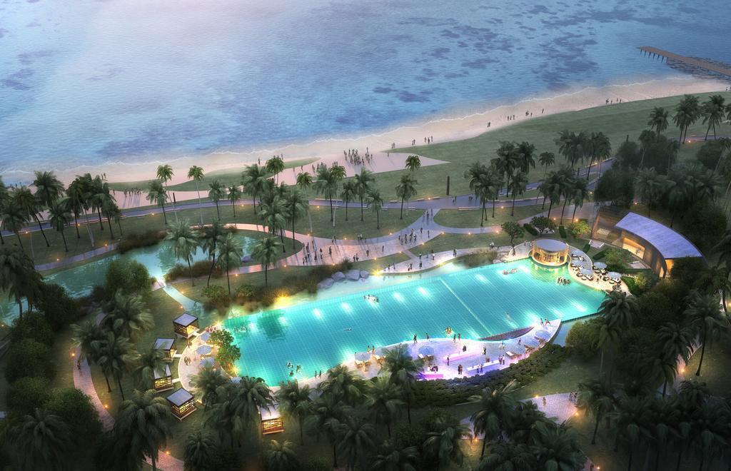 Oceanami Villas & Beach Club