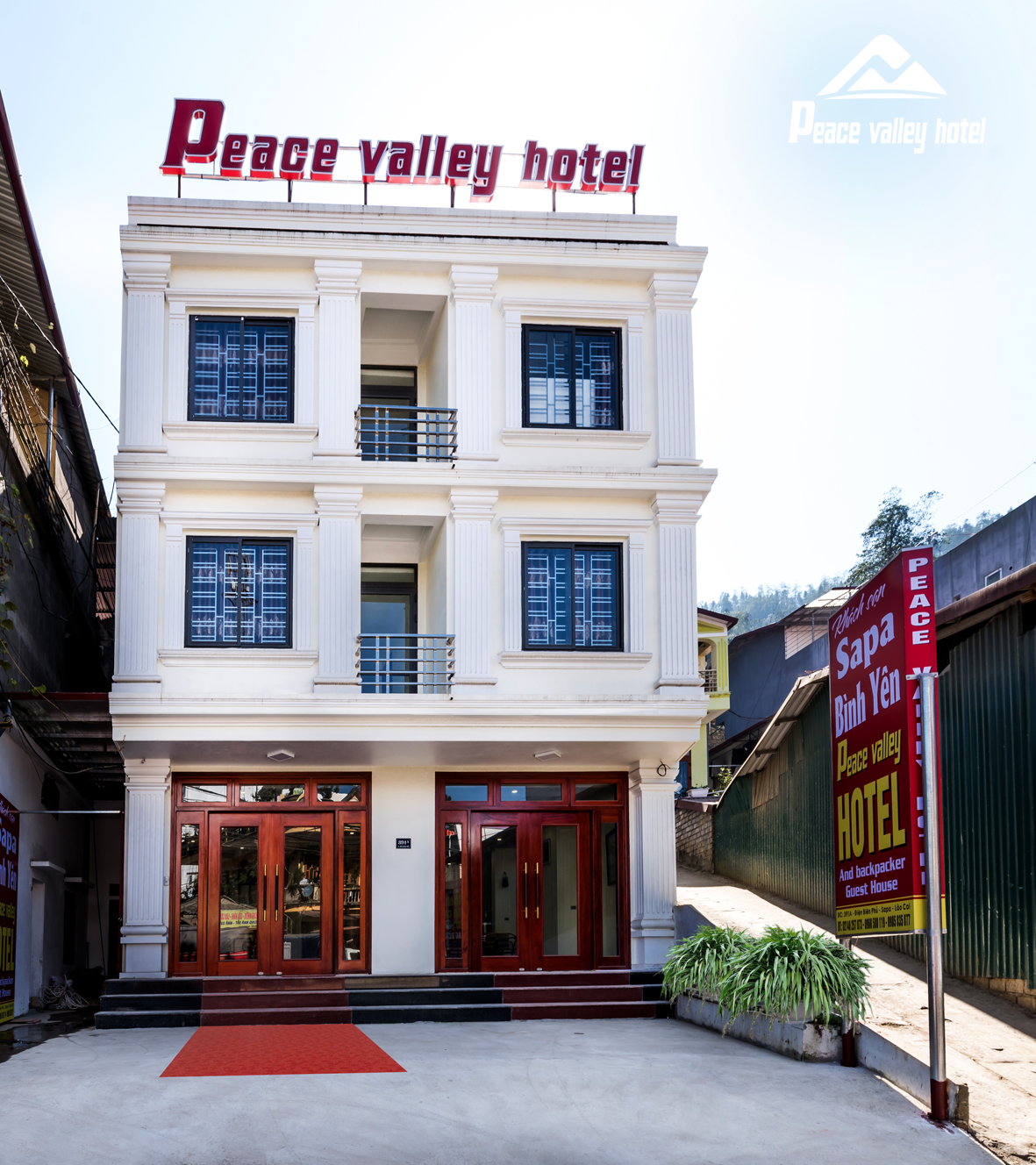 Peacevalley hotel Sapa