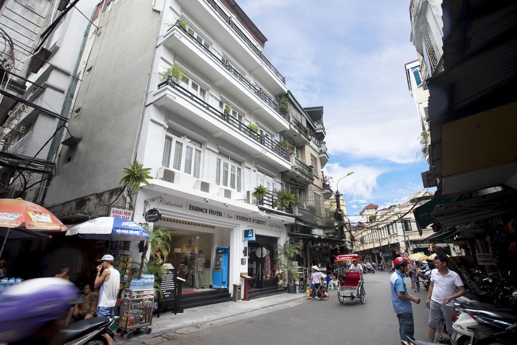 Khách sạn & Spa Essence d'Orient