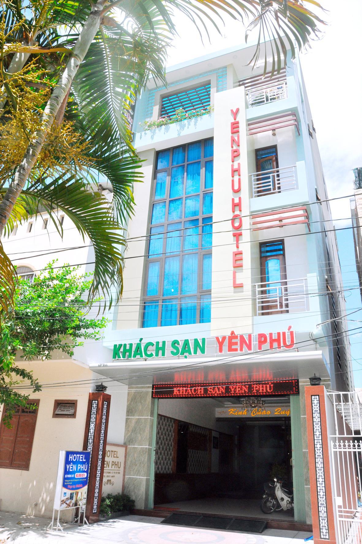 Khách sạn Yên Phú