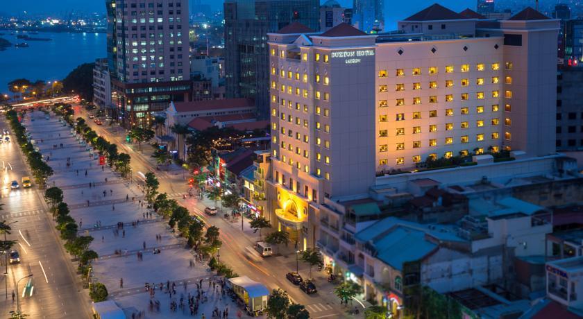 Khách sạn Saigon Prince ( Duxton Hotel Saigon cũ)
