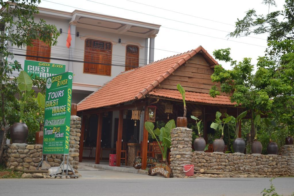 Green River Guesthouse and Restaurant