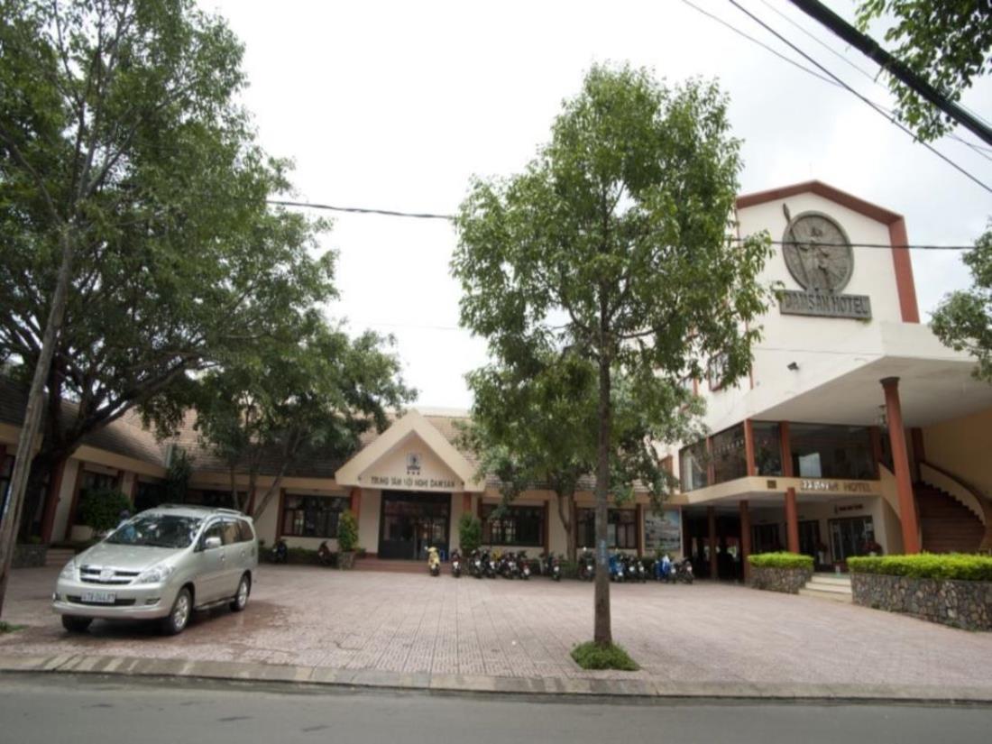 Khách sạn Damsan ĐakLak